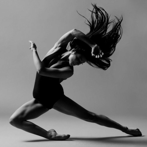 Dancer2 BW